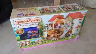 Sylvanian Families City House