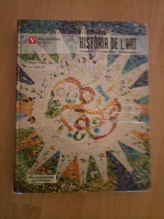 Historia de L 'Art 2on de Bachillerato