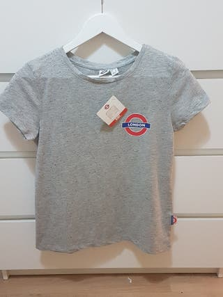 Camiseta Underground London .