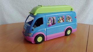 caravana polly pocket disco