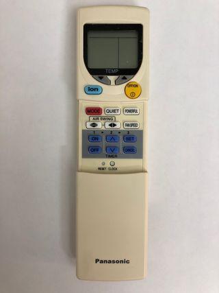 Panasonic mando aire acondicionado