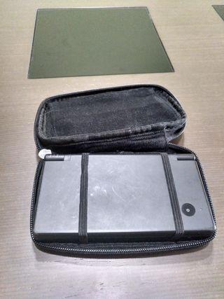 Nintendo DSi + Funda + Juegos