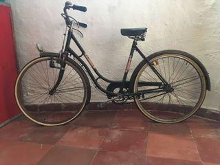 bicicleta Gimson frenos de varilla