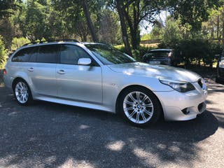 BMW Serie 5, PACK M, 235 cv, Touring