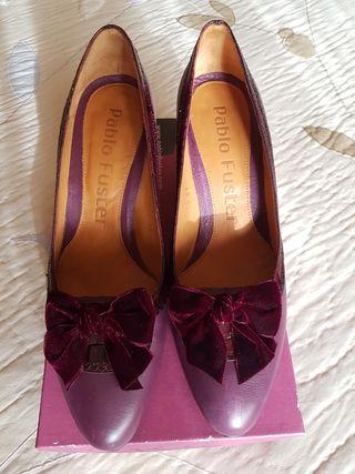 Zapatos piel n°41 de PABLO FUSTER