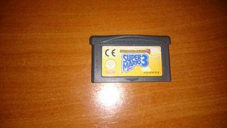 Super Mario Bros 3 Gba (ENVIO INCLUIDO)
