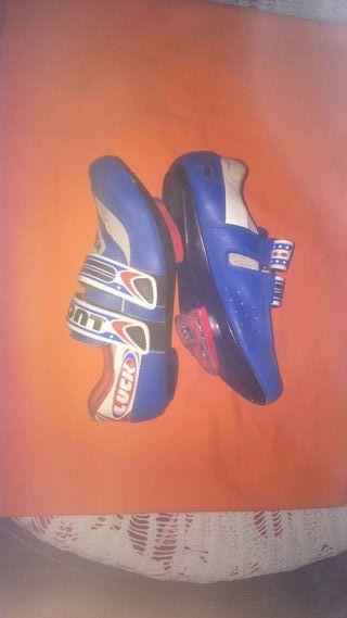 zapatillas de ciclismo talla 43