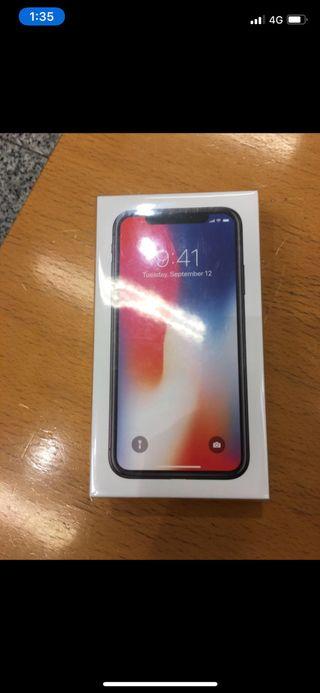 iphone x precintado