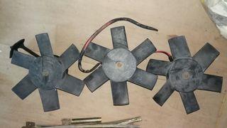 ventiladores y rejillas Peugeot 205/309