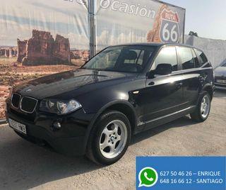 BMW X3 BMW X3 2.0 DIESEL