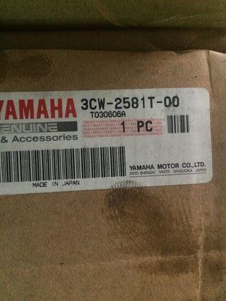 disco de freno del izq, yamaha FZ750 FJ1200
