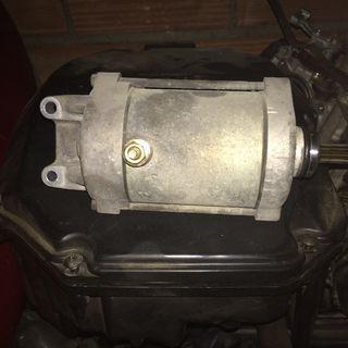 motor de arranque Honda Varadero