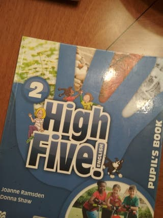 High Five! 2 Pupil's Book
