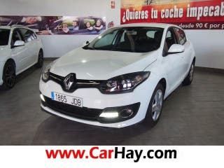 Renault Megane 1.5 dCi Business eco2 81kW (110CV)