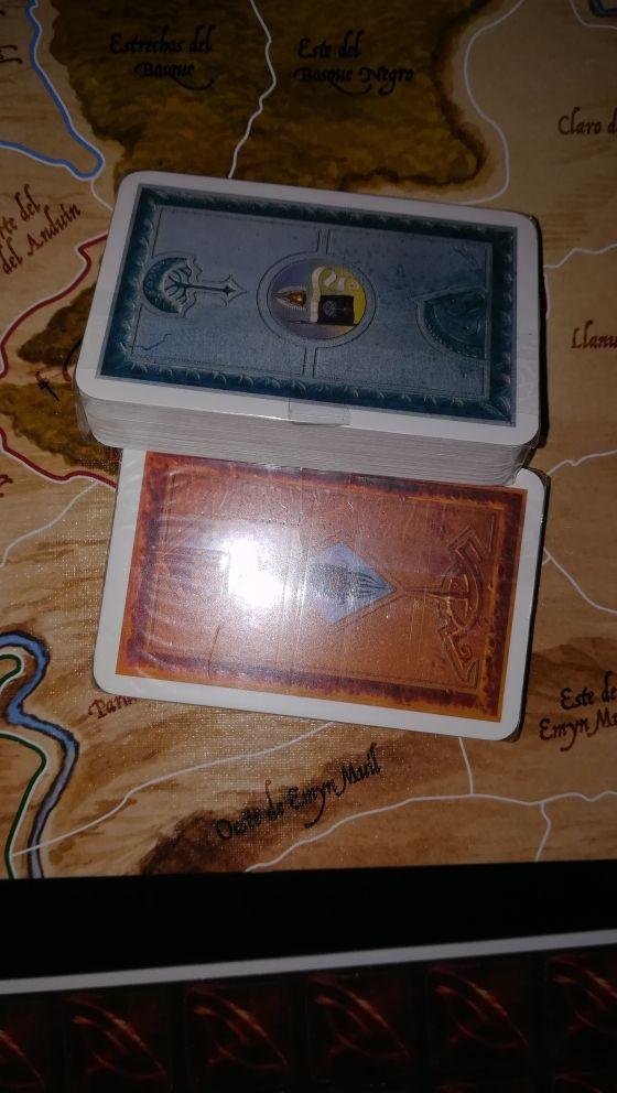 Juego de mesa La guerra del anillo 1ª edición