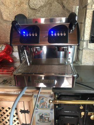 Cafetera expobar nueva