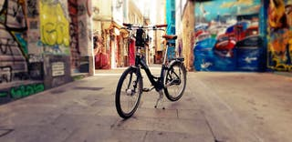 Bicicleta plegable Dahon Glide P8