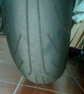Neumáticos moto Michelin 2ct juego 120 y 190