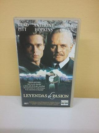 """cinta video """"Leyendas de Pasion"""""""