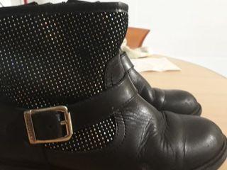 botas pablosky negras