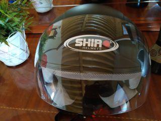Casco Shiro 65 Vip con menos de un mes de uso.