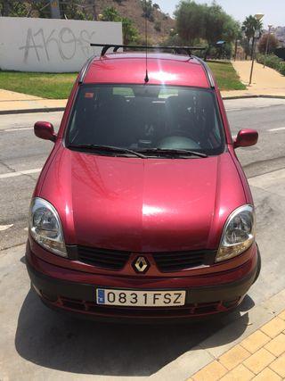 Renault Kangoo 2007 en muy buen estado general