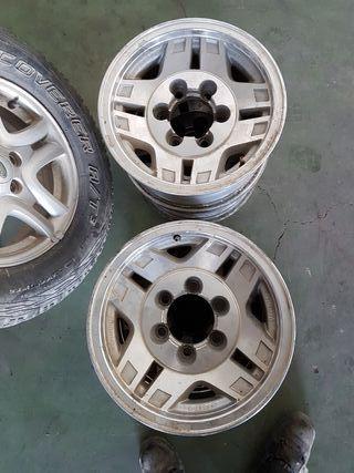 Llantas Toyota originales