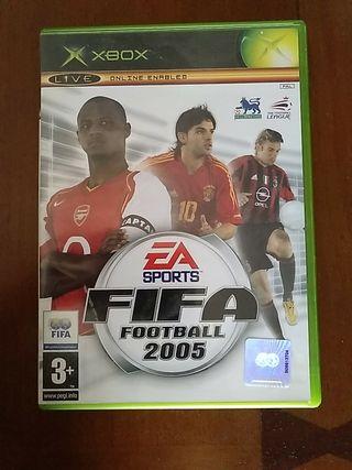 FIFA 2005 Xbox