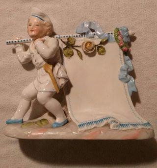 Figura de biscuit, ps.s.XX Alemania NUEVO PRECIO