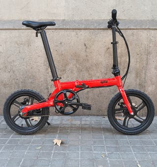Bicicleta Electrica Plegable Ray Nueva