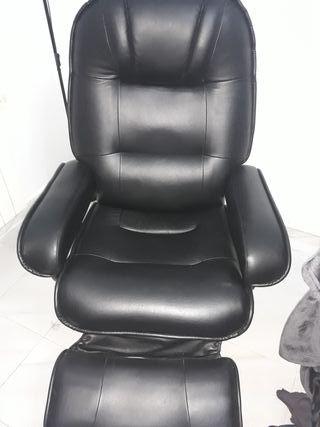 Oferta sillón de masaje con calor sólo 100 euros