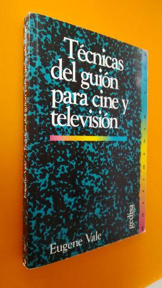 E Vale.. TÉCNICAS DEL GUIÓN PARA CINE Y TELEVISIÓN