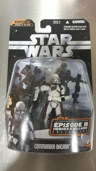 Comandante Bacara Star Wars