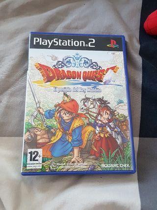 Dragon Quest 8 Ps2