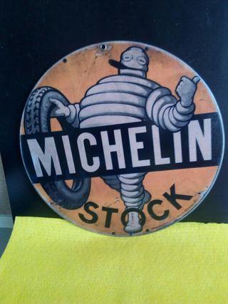 Chapa Michelin Stock