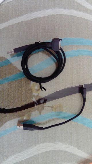 cable USB o datos