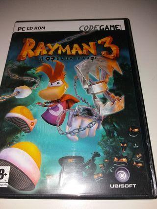 Juego Pc Rayman 3