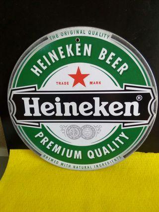 Chapa Heineken