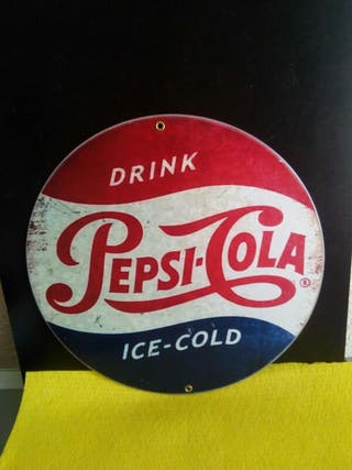Chapa Pepsi-Cola Drink