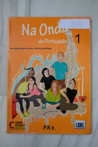 Libro Portugués 1°/2° ESO IES BIOCLIMATICO