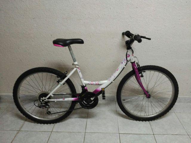"""Bicicleta """"chica"""""""