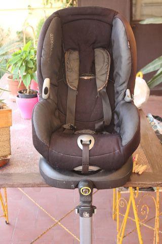 Silla ISOFIX G1 (9 a 18 kg). MaxiCosi Priorifix