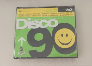 CD DISCO 90 V.1