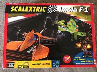 SCALEXTRIC IMOLA F-1