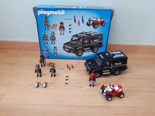 Policía City Action Playmobil