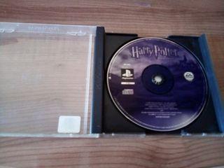 Cd Harry Potter PSX