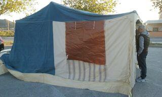 carro camping