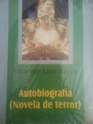 Autobiografía (novela de terror)