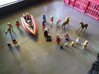 Playmobil figuras varias