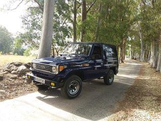Toyota Land Cruiser 1992